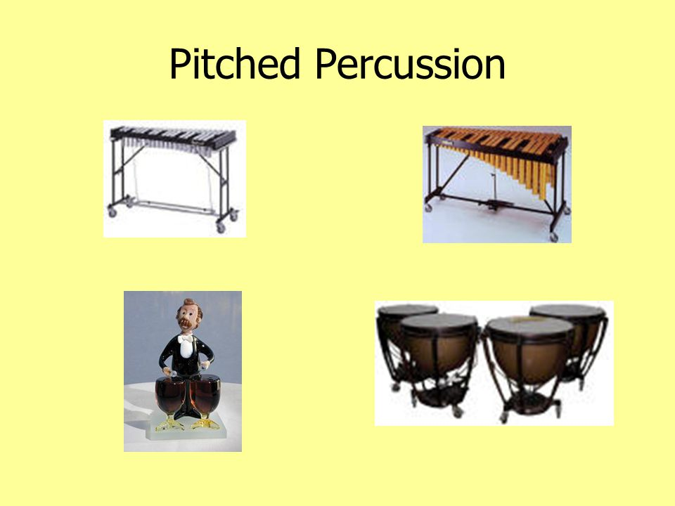 Pitched Percussion
