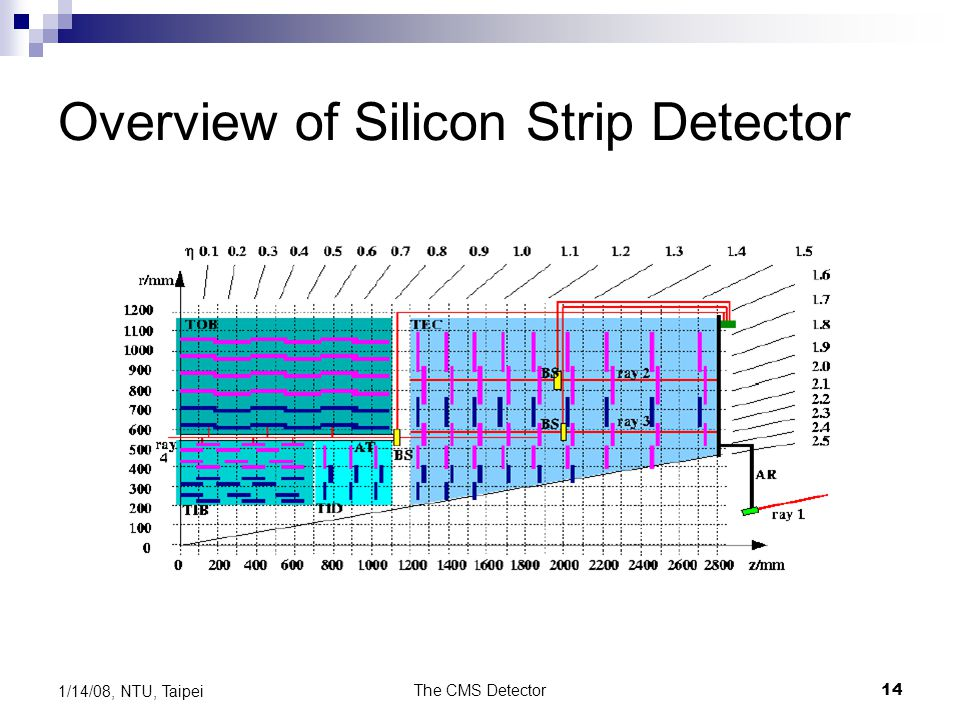 Overview of Silicon Strip Detector