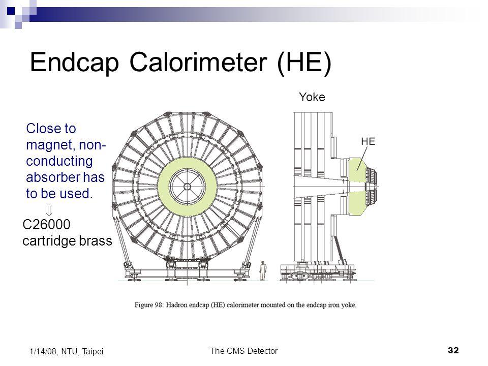 Endcap Calorimeter (HE)