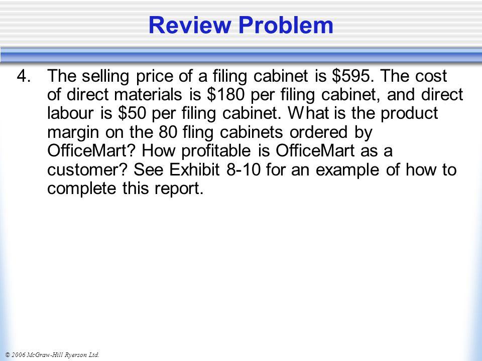 Review Problem