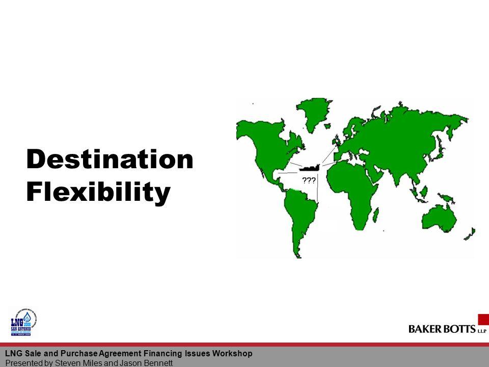 Destination Flexibility