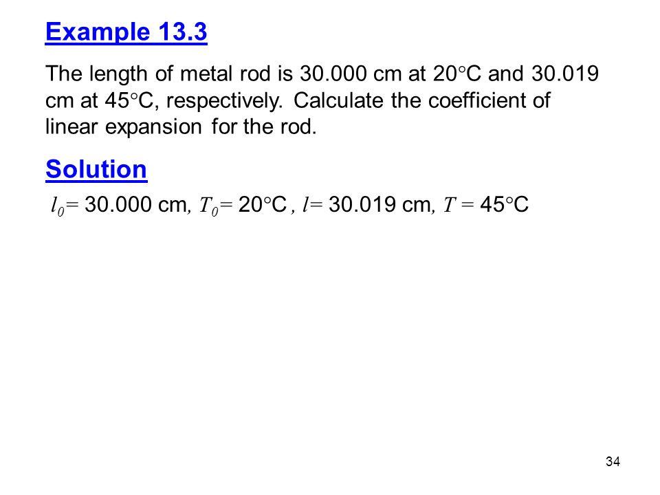 Example 13.3