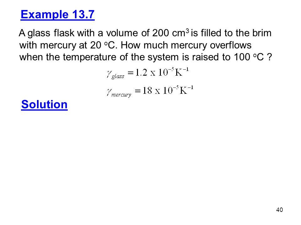 Example 13.7