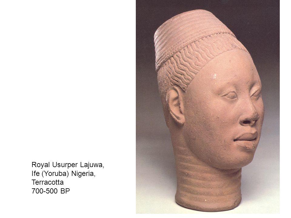Royal Usurper Lajuwa, Ife (Yoruba) Nigeria, Terracotta 700-500 BP
