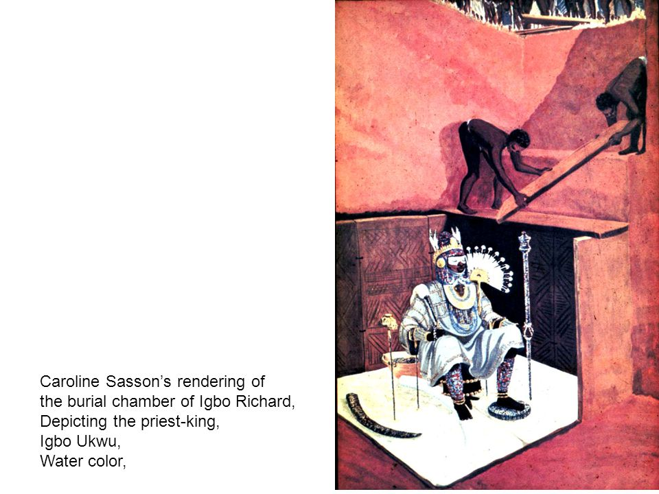 Caroline Sasson's rendering of
