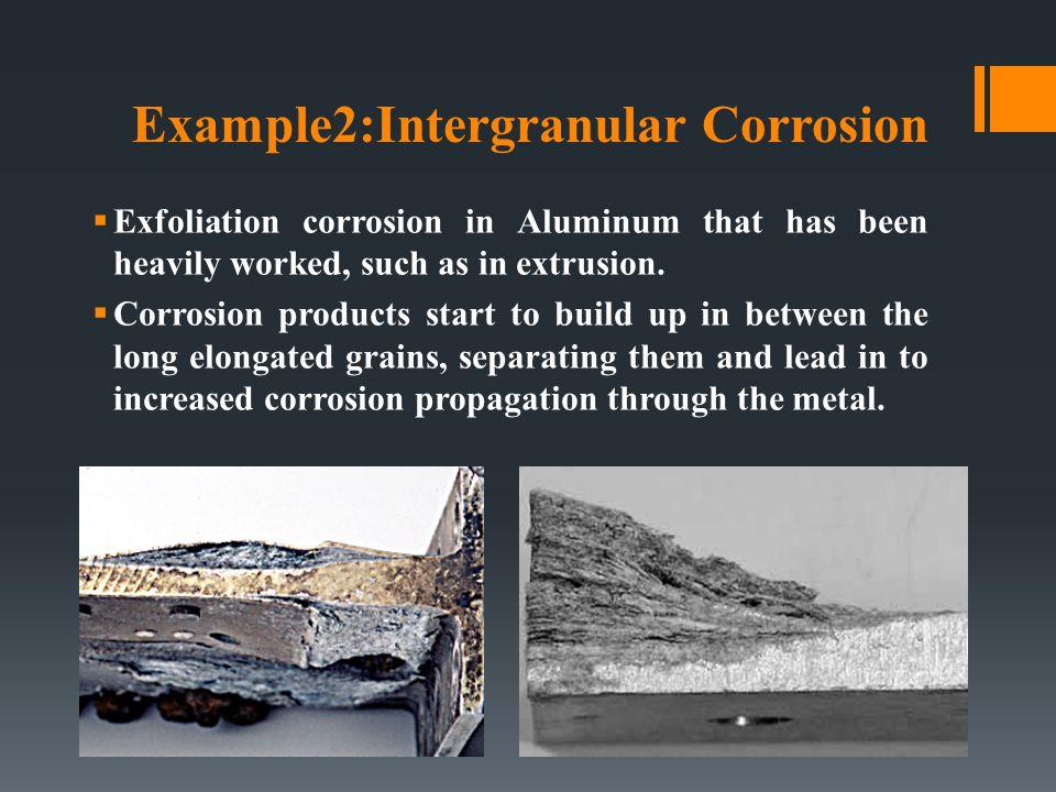 Example2:Intergranular Corrosion