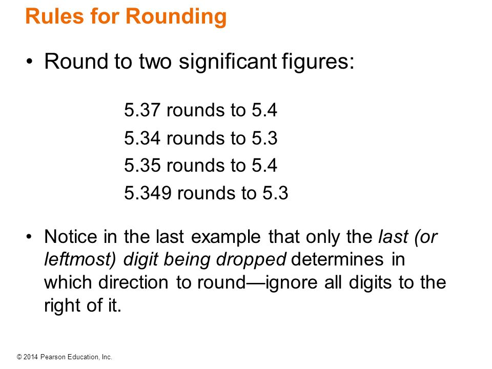 Round to two significant figures: 5.37 rounds to 5.4