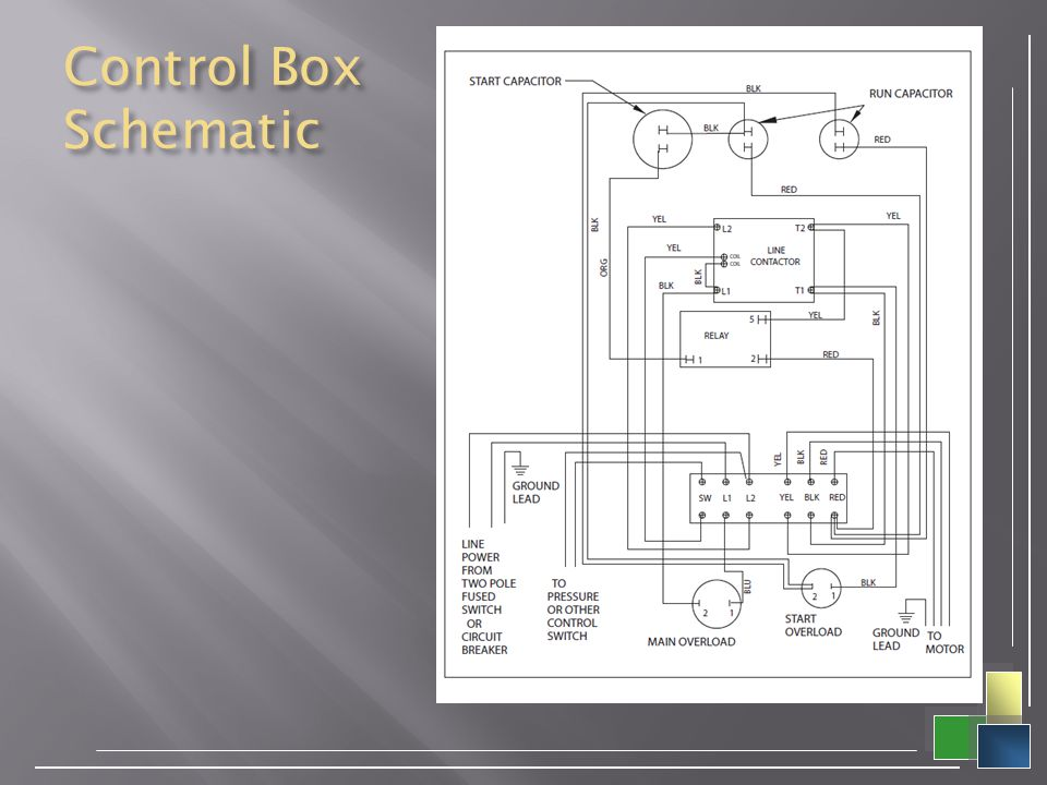 Control Box Schematic