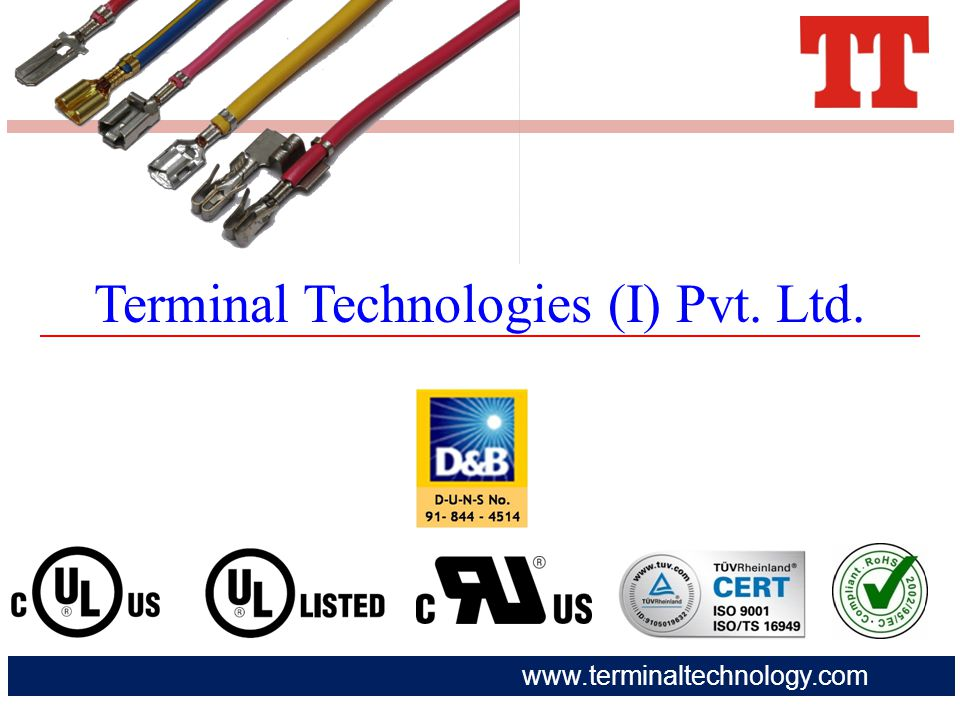 Terminal Technologies (I) Pvt. Ltd.
