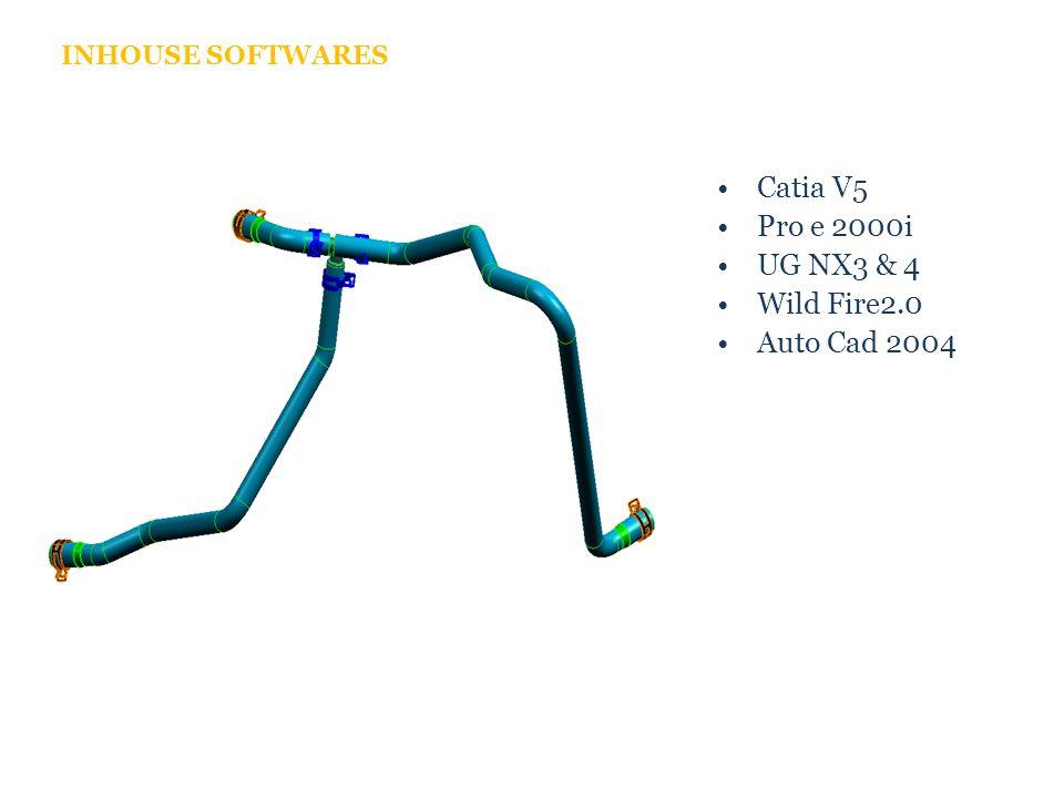 Catia V5 Pro e 2000i UG NX3 & 4 Wild Fire2.0 Auto Cad 2004