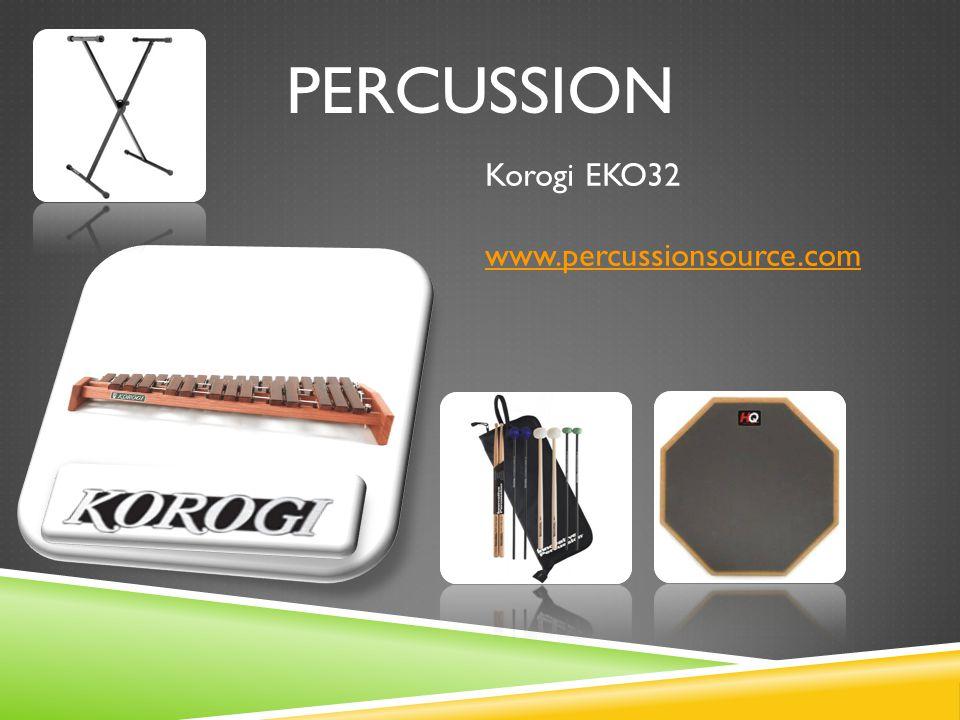 percussion Korogi EKO32 www.percussionsource.com