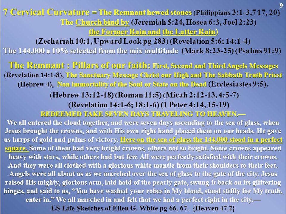 (Hebrew 13:12-18) (Roman 11:5) (Micah 2:12-13, 4:5-7)