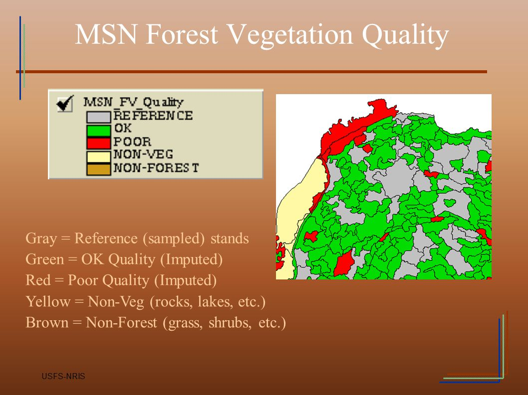 MSN Forest Vegetation Quality