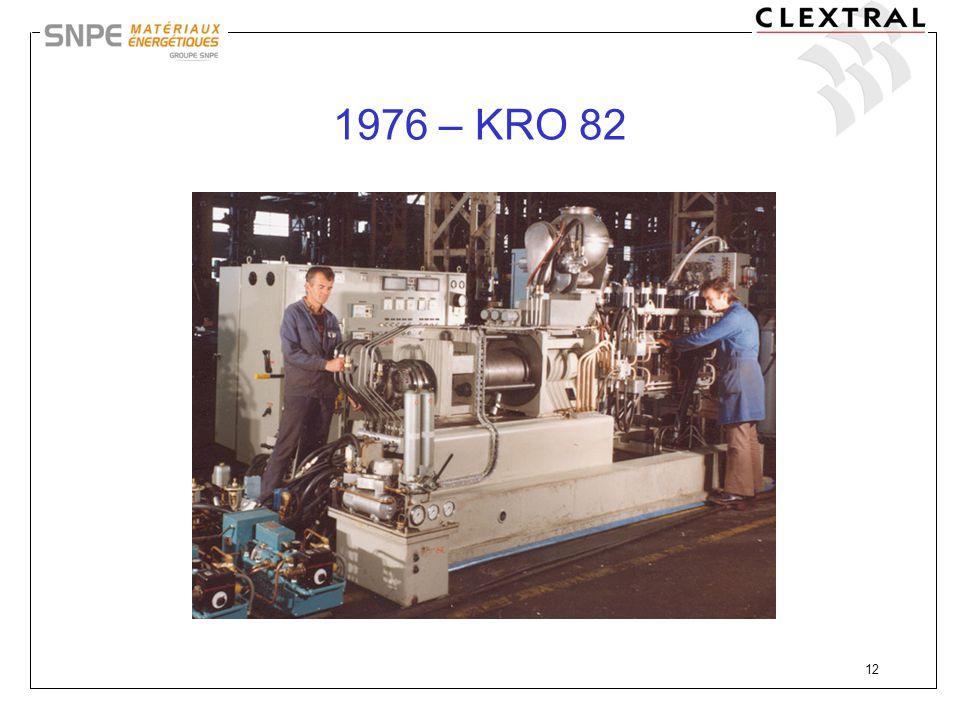 1976 – KRO 82