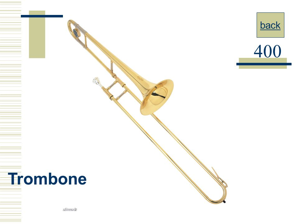 back 400 Trombone