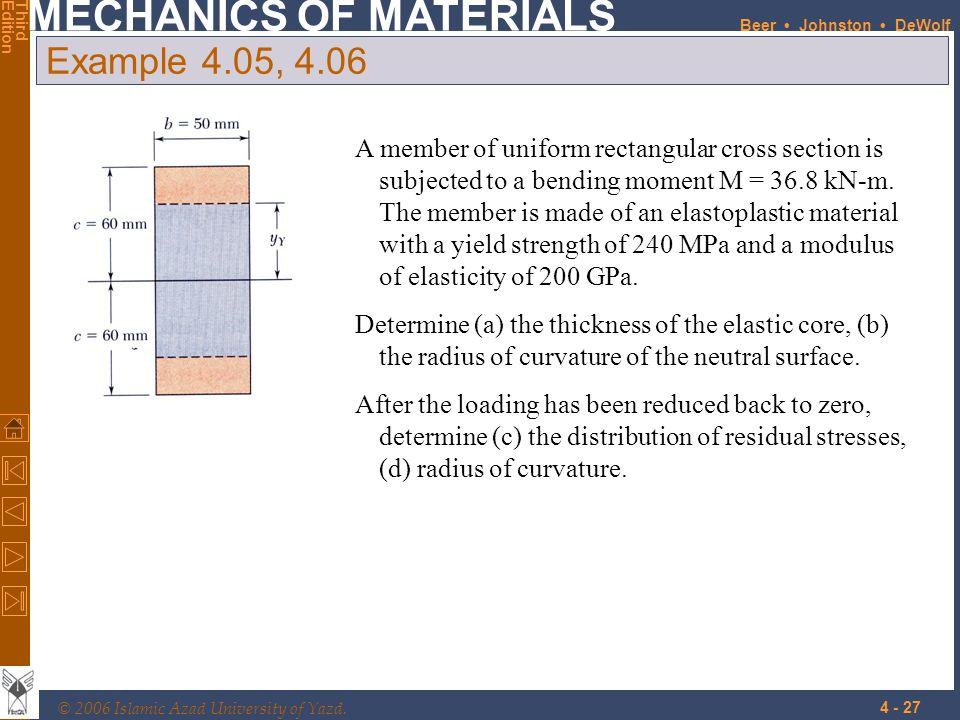 Example 4.05, 4.06