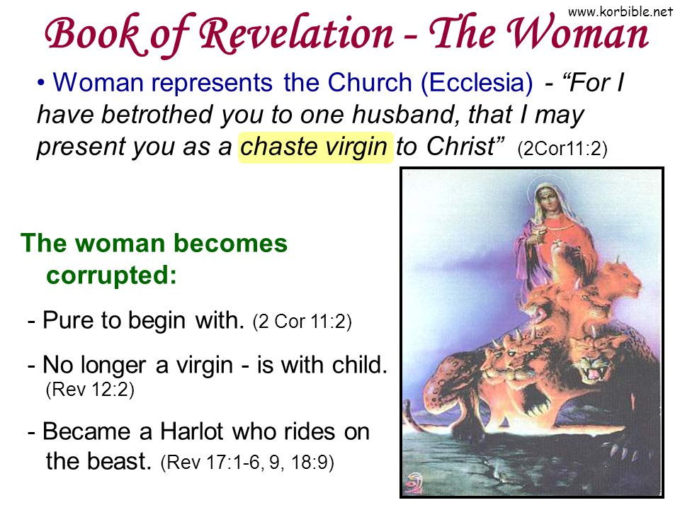 Book of Revelation - The Woman
