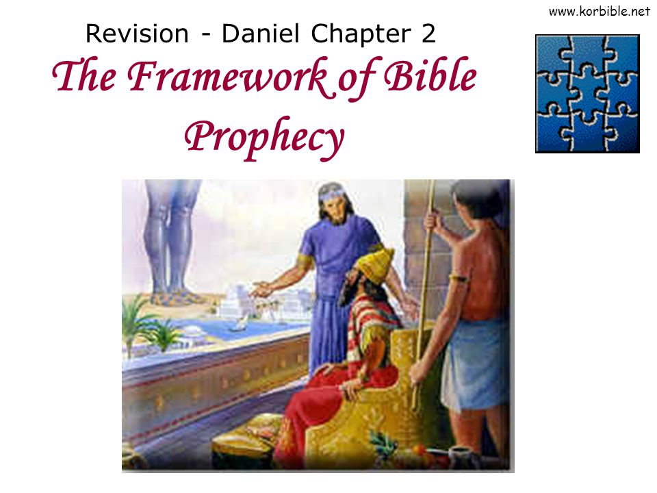 The Framework of Bible Prophecy