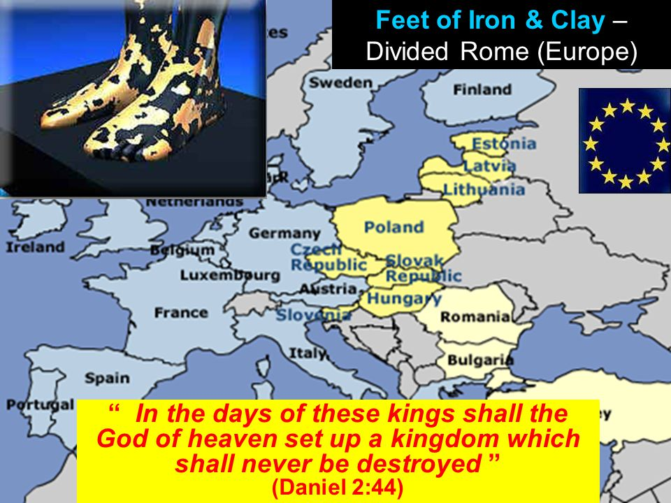 Feet of Iron & Clay – Divided Rome (Europe)