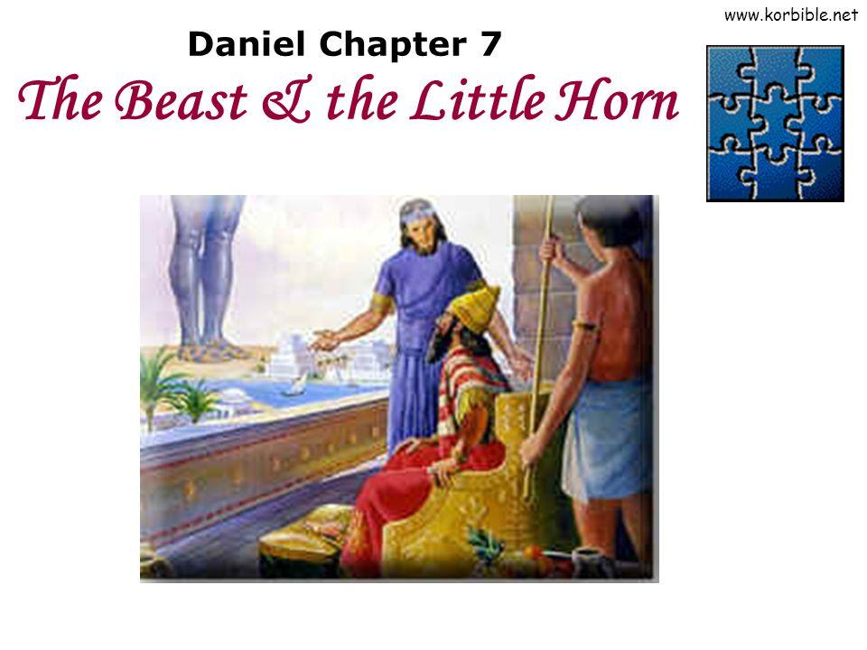 The Beast & the Little Horn