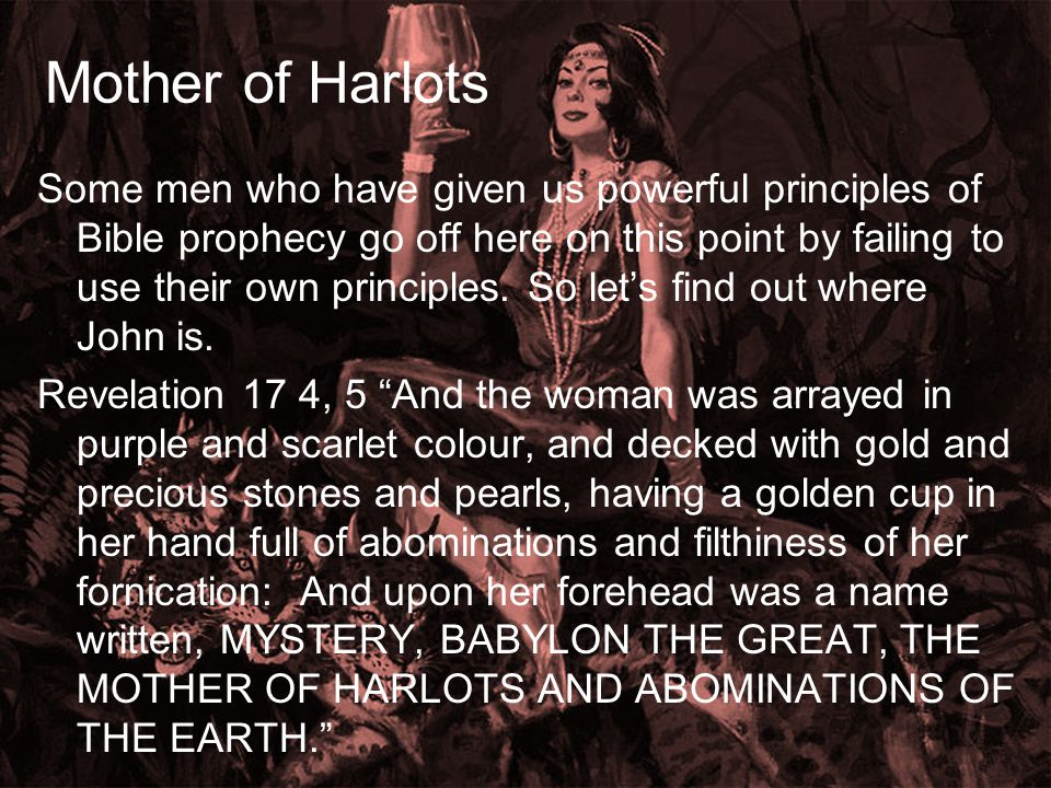 Mother of Harlots