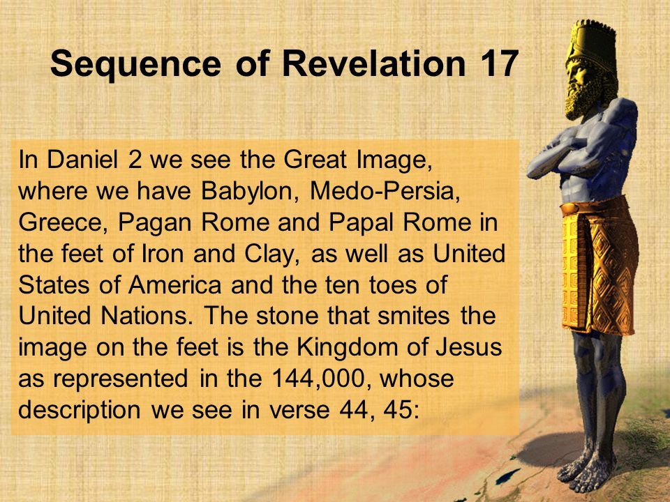 Sequence of Revelation 17