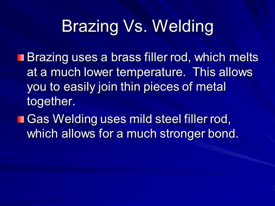 Brazing Vs. Welding