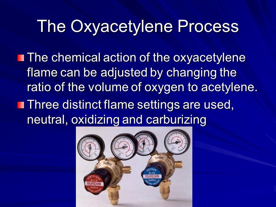 The Oxyacetylene Process