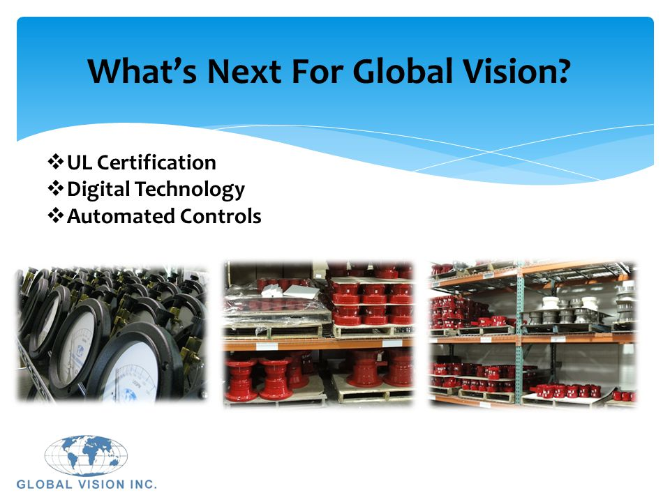 What's Next For Global Vision