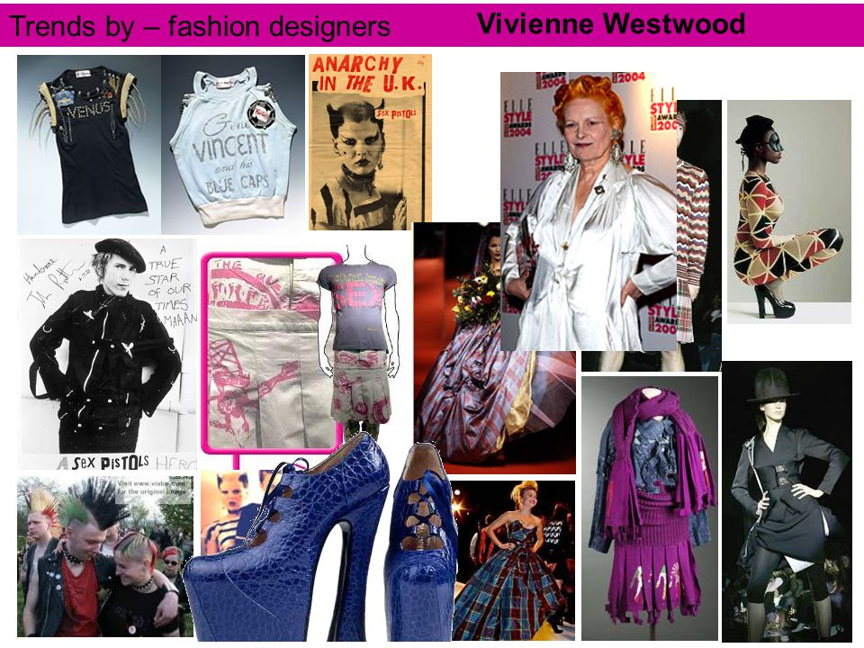 Trends by – fashion designers
