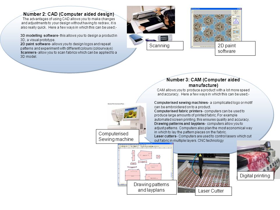 Number 2: CAD (Computer aided design)