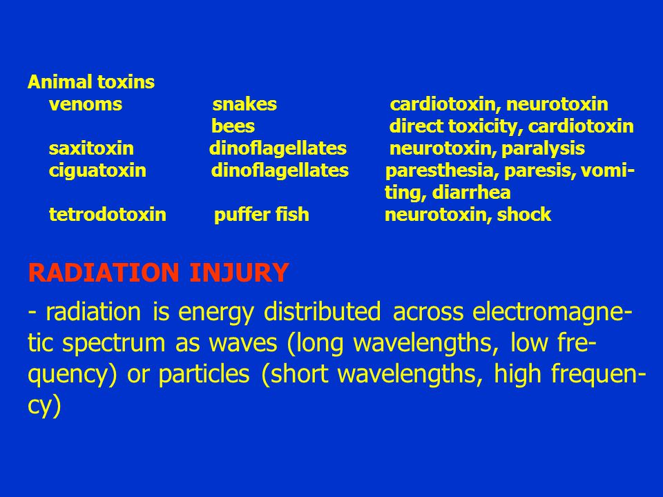 radiation is energy distributed across electromagne-