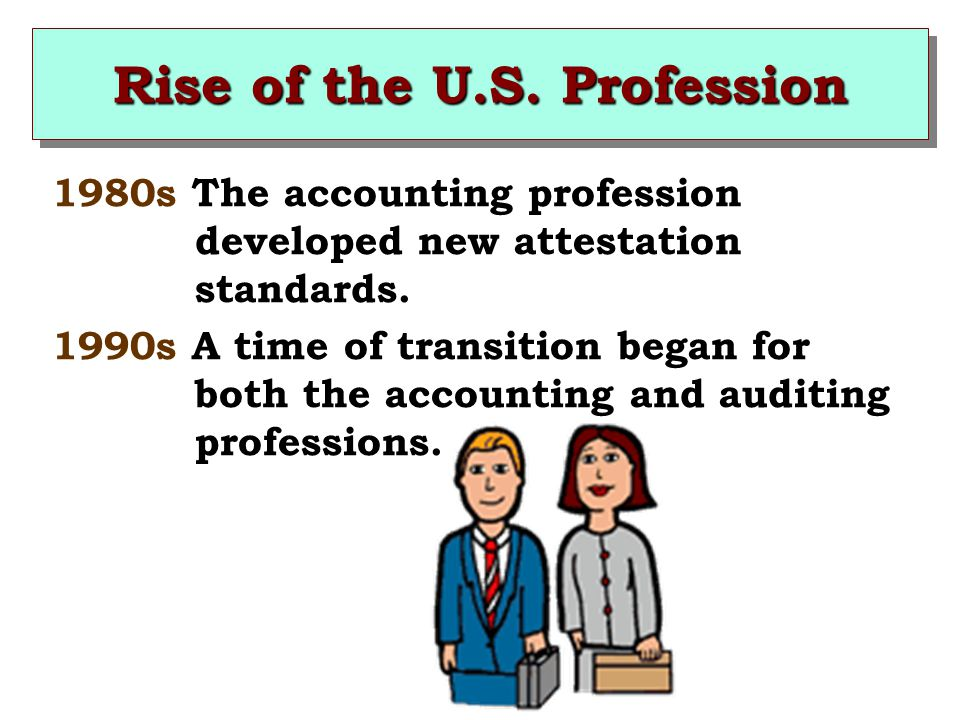Rise of the U.S. Profession