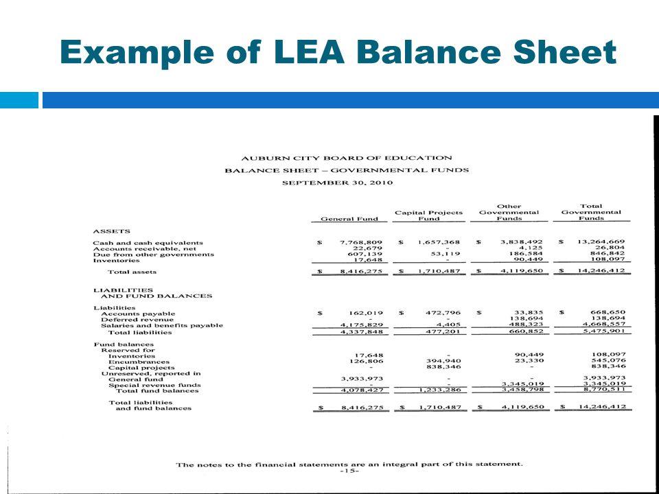 Accounting sheet pdf