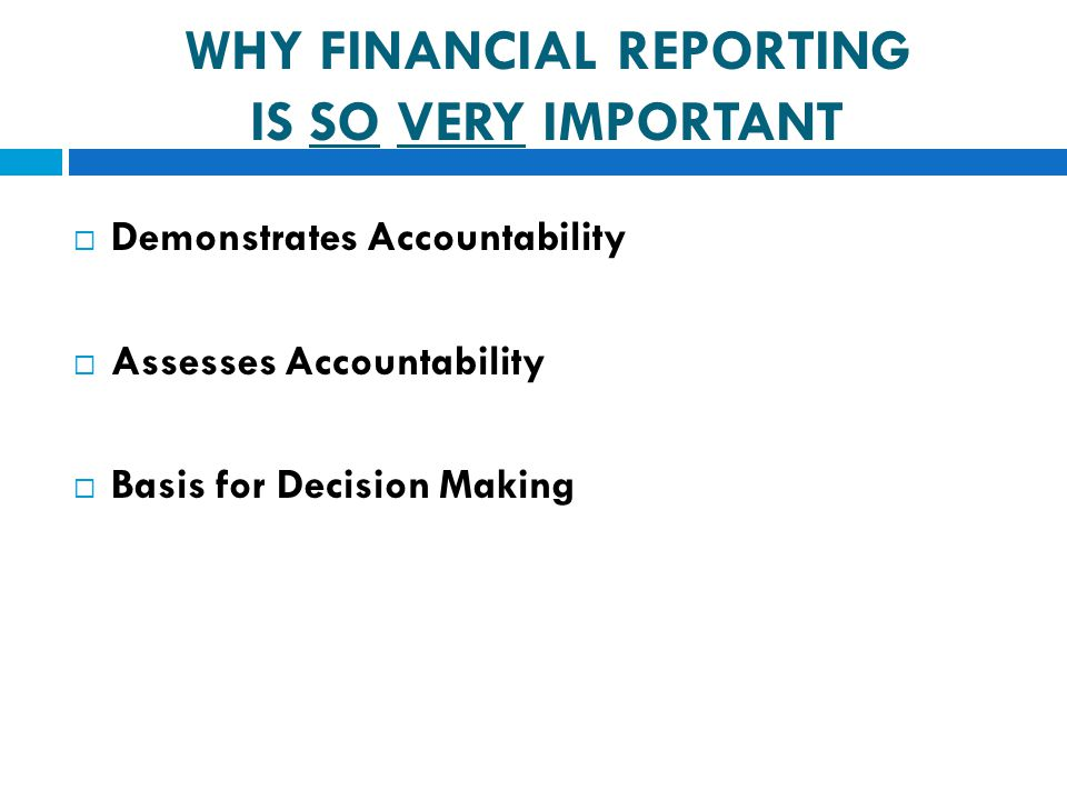 importance of financial decision making in the Providing financial information to steer company decisions accounting managers give advice to decision-makers, who then implement changes at the company with this advice in mind often, accounting managers' analyses lead to raw data and numbers.
