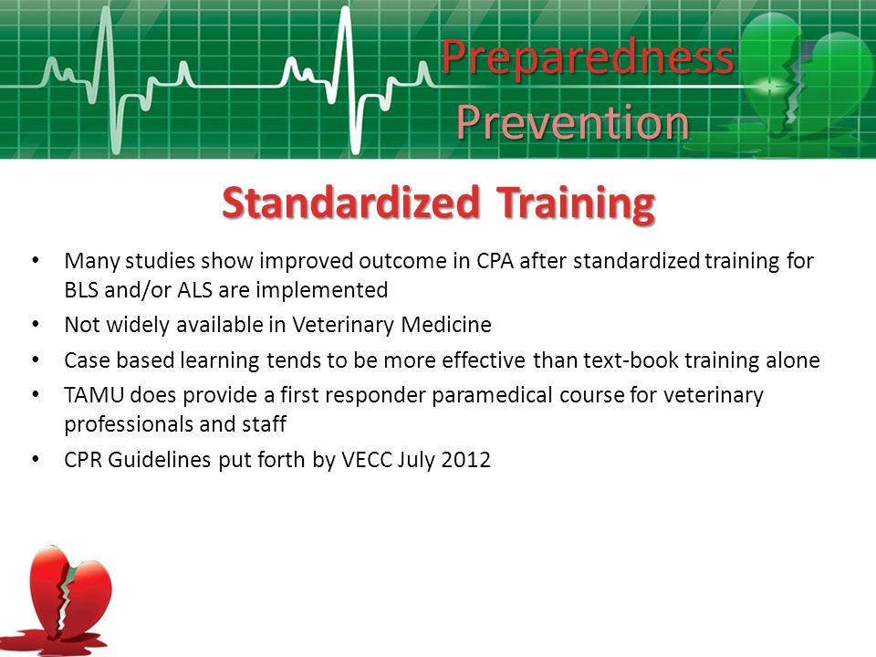 Standardized Training