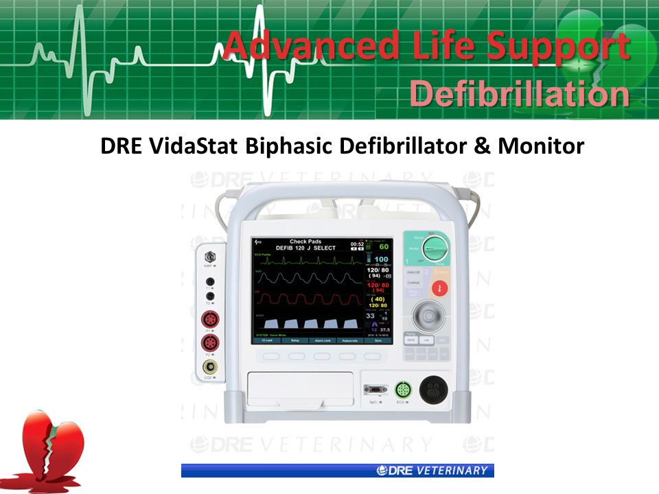 Advanced Life Support Defibrillation