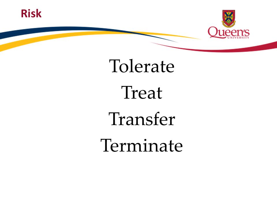 Tolerate Treat Transfer Terminate