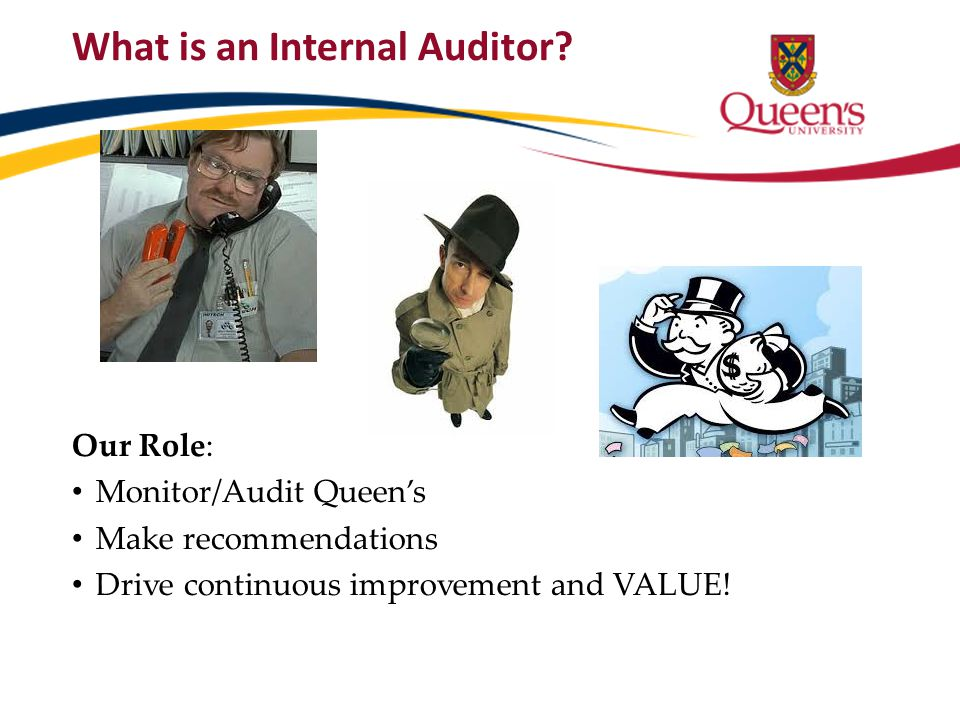 What is an Internal Auditor