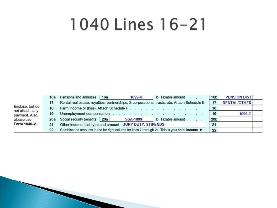 1040 Lines 16-21