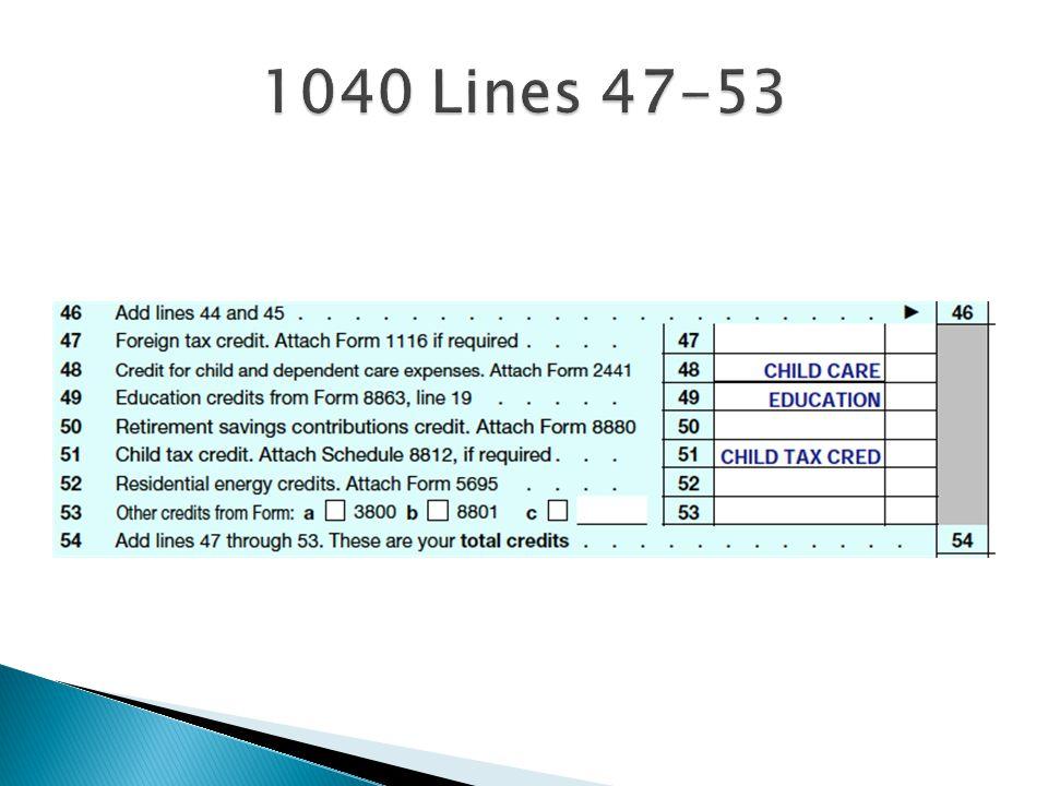 1040 Lines 47-53