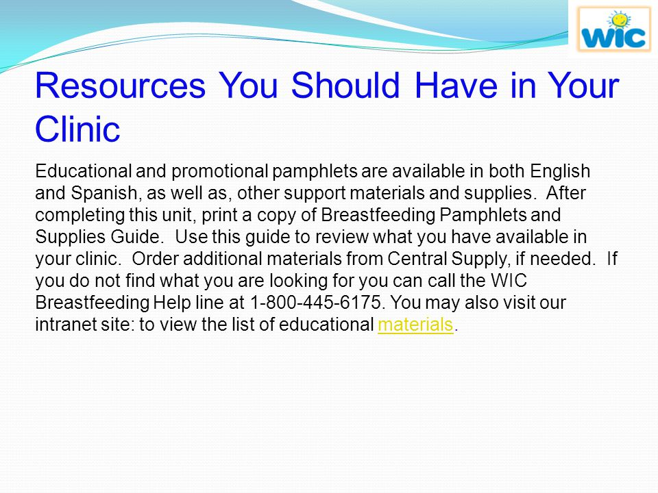 Resources You Should Have in Your Clinic