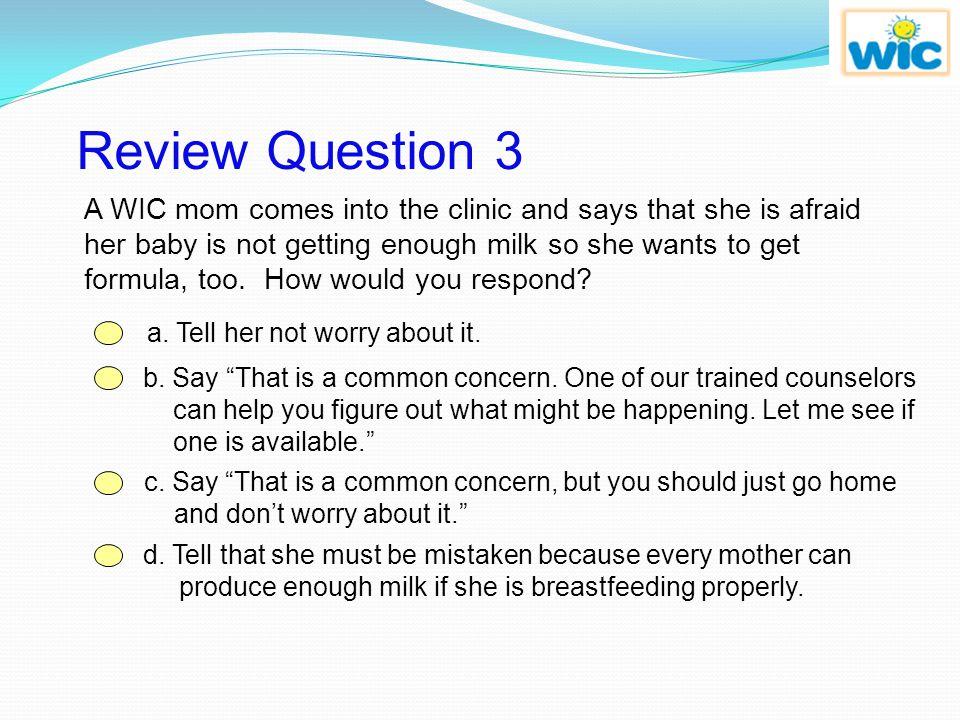 Review Question 3