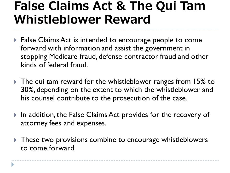 Iowa False Claims Act