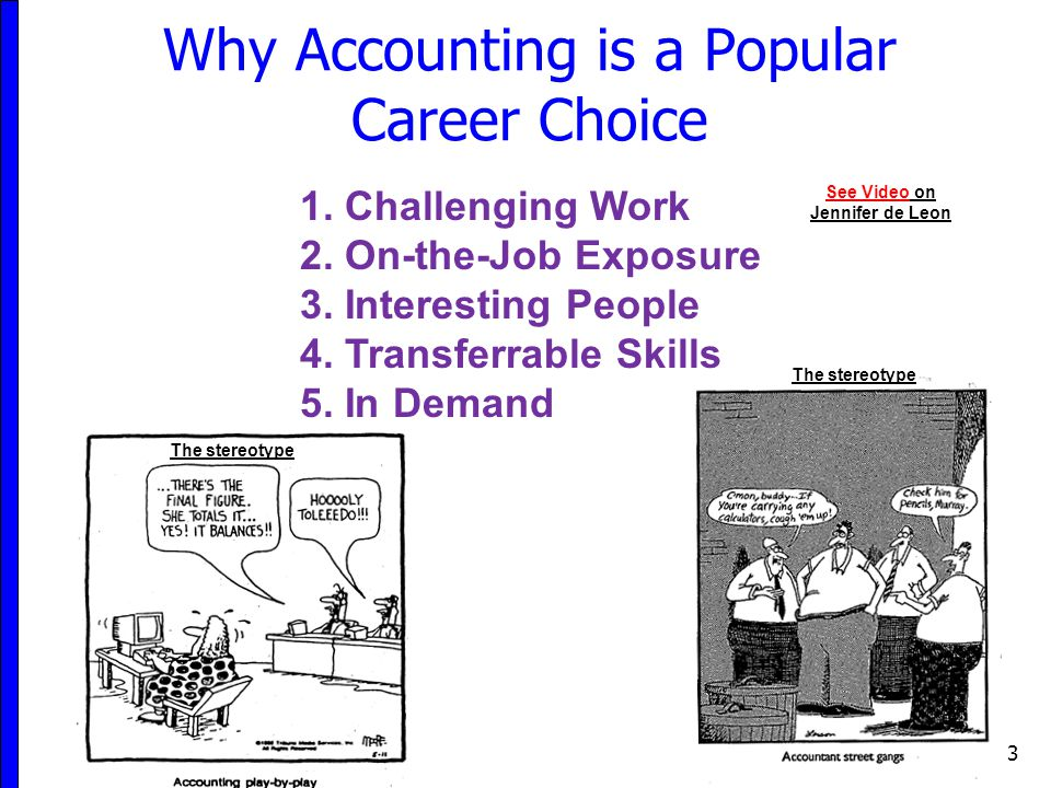 Why Accounting is a Popular Career Choice