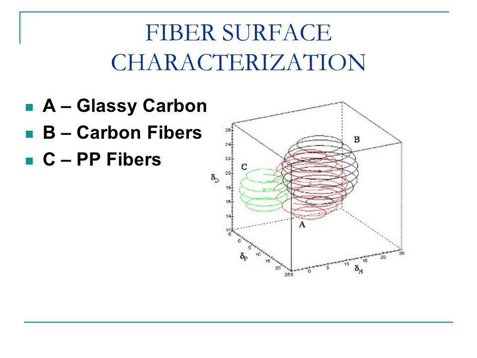 FIBER SURFACE CHARACTERIZATION