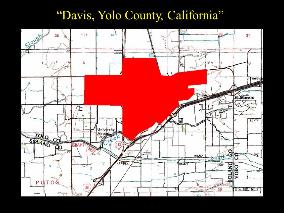 Davis, Yolo County, California