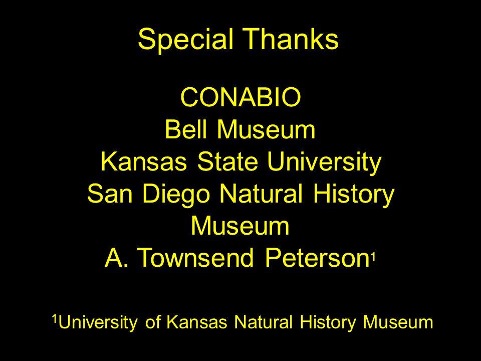 1University of Kansas Natural History Museum