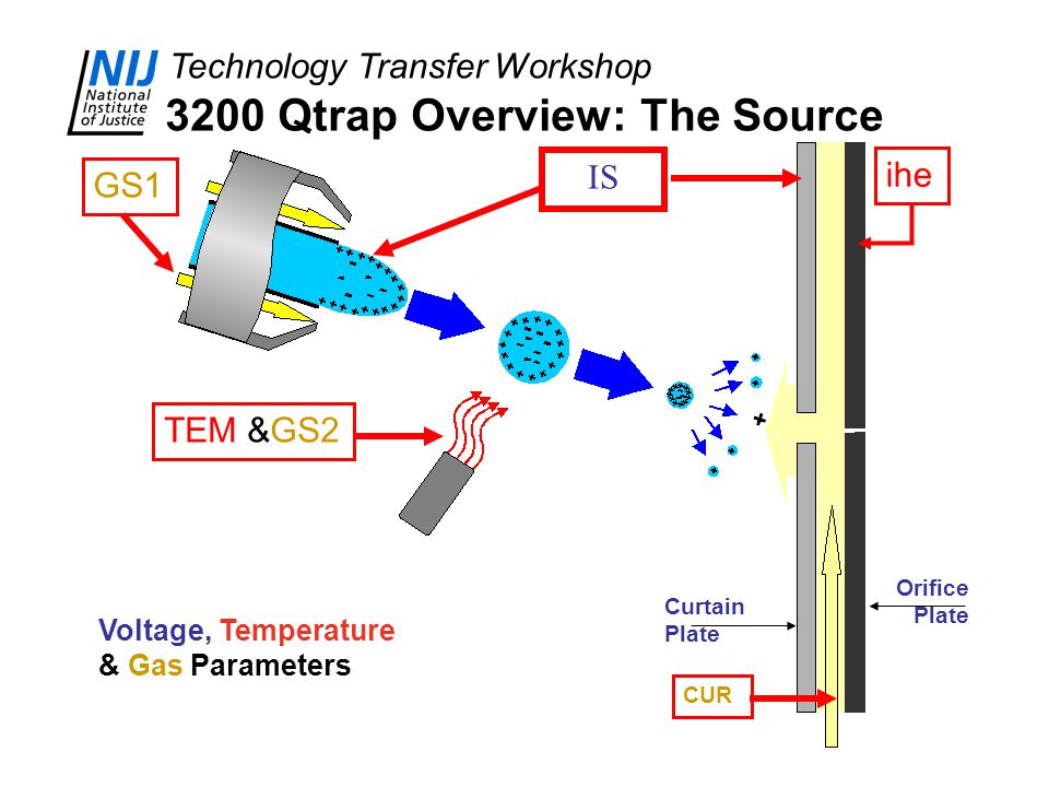 3200 Qtrap Overview: The Source
