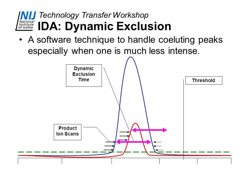 IDA: Dynamic Exclusion